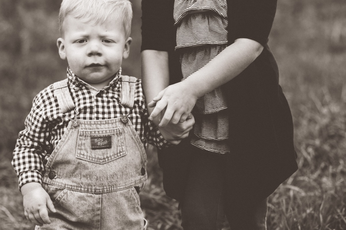 Aubrianna & Rayden | Central Illinois Child Photography