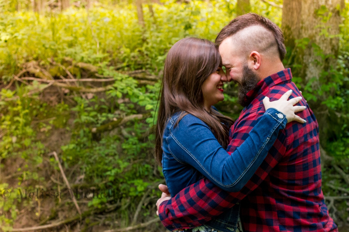 Jenna & Jim | Central Illinois Engagement Photography